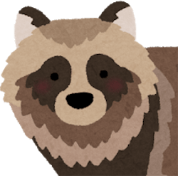 :raccoon_dog: